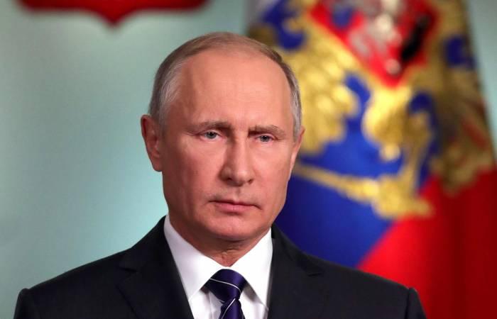 """""""Problemlərin həllində danışıqlardan imtina edirlər"""" - Putin"""