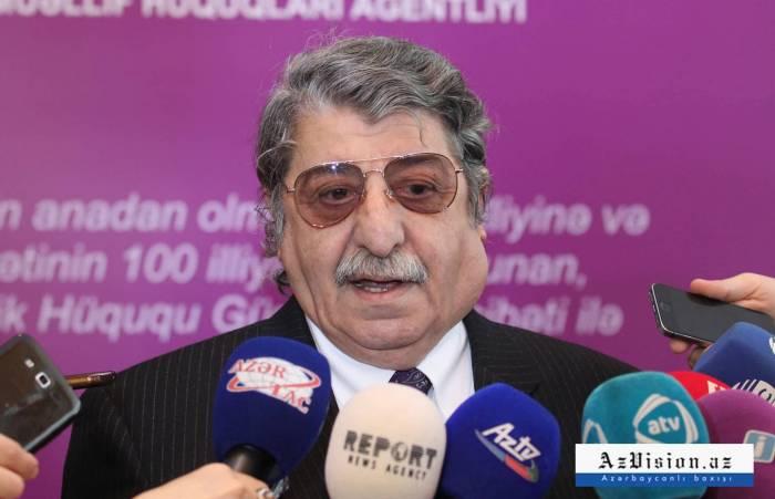 """Kamran İmanov: """"Jurnalistlərin yazıları oğurlanılır"""""""