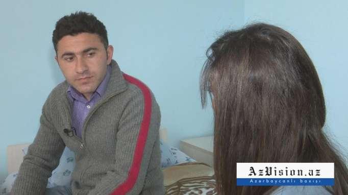 6 dil bilən dekan oğlu ilə sığınacaqda yaşayır - REPORTAJ (VİDEO)