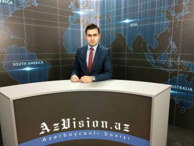 AzVision TV releases new edition of news in German for April 24- VIDEO