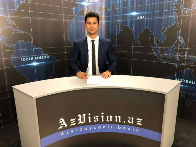 AzVision TV releases new edition of news in German for April 25- VIDEO