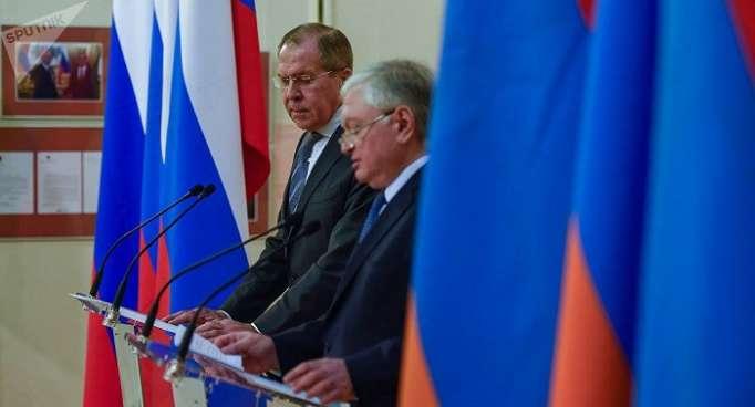 Lavrov və Nalbandyan Moskvada Qarabağı müzakirə edib