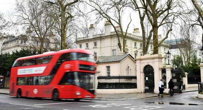 Briten entschuldigen sich bei russischen Diplomaten für ihre Regierung