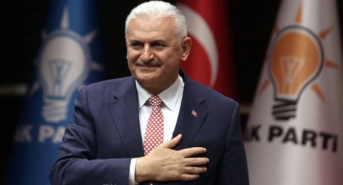 Binəli Yıldırımdan Azərbaycan prezidentinə təbrik