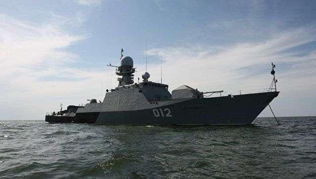 Russia's Caspian Flotilla to relocate headquarter to Dagestan