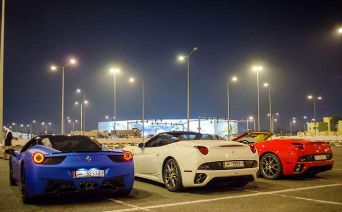 """Bakıda 1 milyonluq maşın sürənlər də var - """"Ferrari"""", """"Bugatti"""" və """"Lamborghini""""..."""