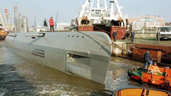 Forscher entdecken verschollenes Nazi-U-Boot