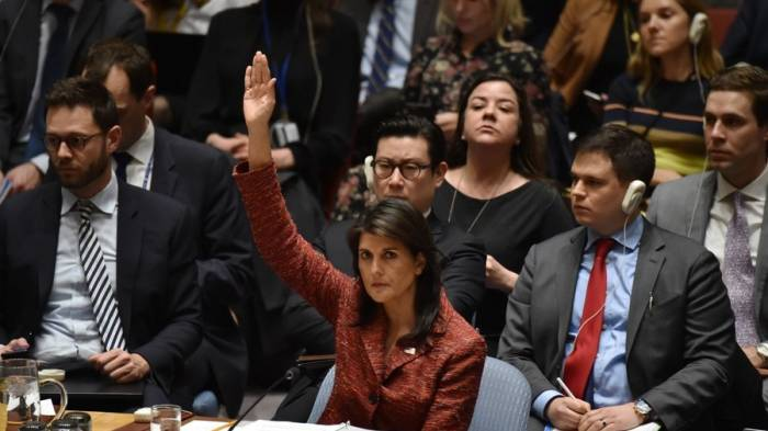UNSC fails to pass 3 resolutions on Syria
