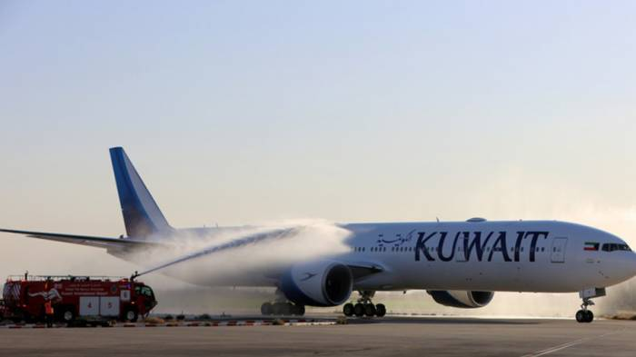 Kuwait Airways suspends flights to Lebanon over 'serious' threats to security
