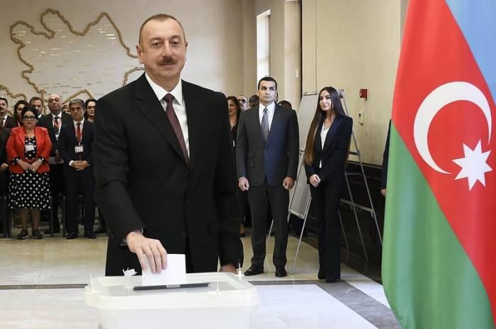 """""""Exit-poll""""un nəticələri açıqlandı: İlham Əliyev liderdir - (Yenilənib+SİYAHI)"""