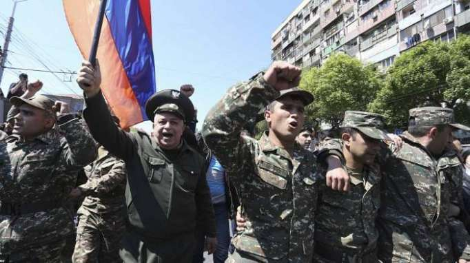 How 11 days of protests brought down Armenia