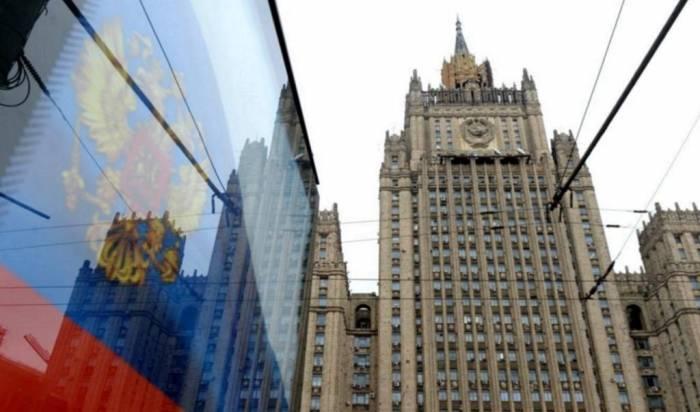 """وزارة الخارجية الروسية:""""كاراباخ أولوية بالنسبة لنا"""""""