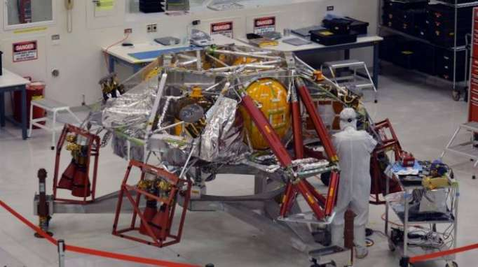 NASA begins building next Mars Rover for 2020 launch
