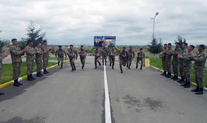 Orduda idman yarışları keçirilir
