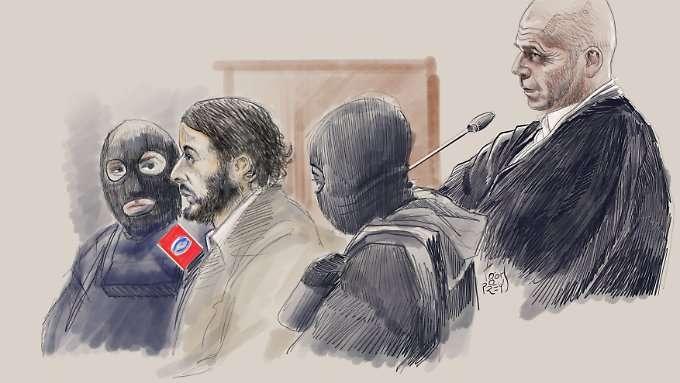 Gericht verurteilt Paris-Attentäter Abdeslam