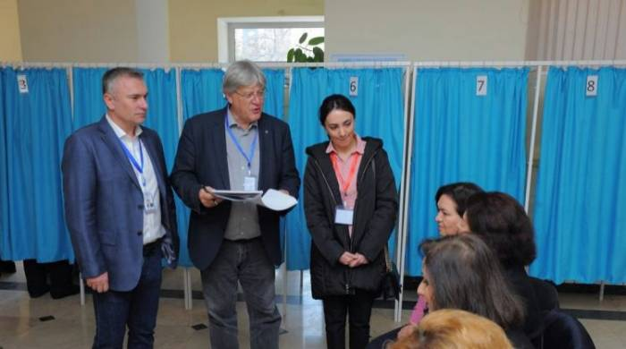 Voting in Azerbaijani presidential elections well-organized – PACE