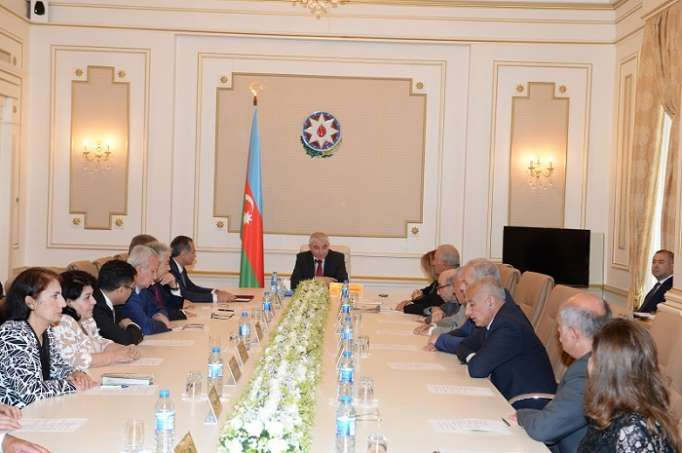 Presidential election held in line with law in Azerbaijan - CEC chairman