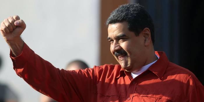 Au Venezuela, Maduro célèbre l