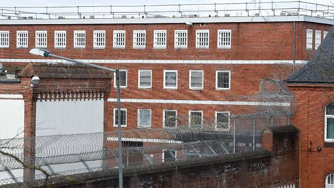 Deutsche Gefängnisse sind voll
