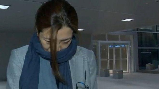 Korean Air CEO