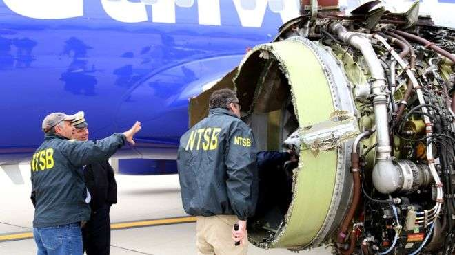 Southwest Airlines accident: Authorities order mass engine inspections