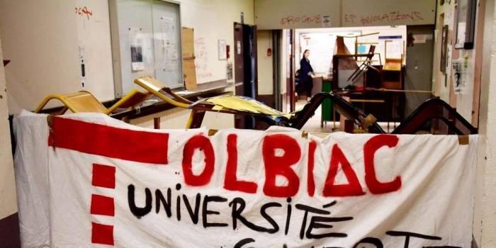 France:Le blocage de Tolbiac levé après une intervention policière