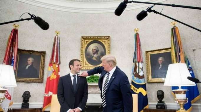 """دبلوماسية """"القشرة"""".. هل اتفق ترامب وماكرون فعلا بشأن إيران؟"""