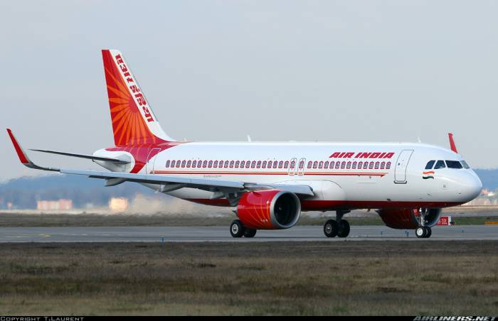 Air India flight makes emergency landing  at London Stansted after bomb threat