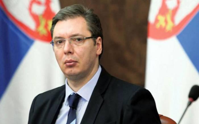 Serbian president: Azerbaijani citizens believe in power of Ilham Aliyev's ideas