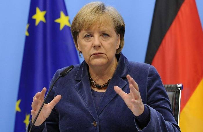 Merkel: Germany will not participate in possible military action in Syria