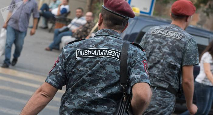 Armenian police arrest 83 opposition activists - UPDATED