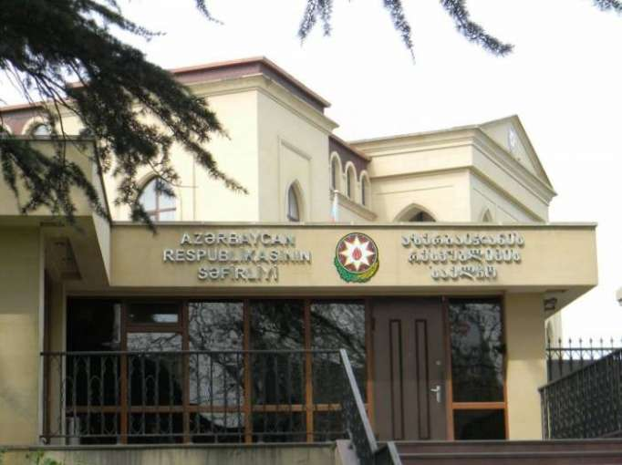 Voting in presidential elections begins at Azerbaijani embassy in Georgia