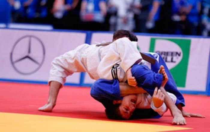 Junior Azerbaijani judoka win European Cup in Russia