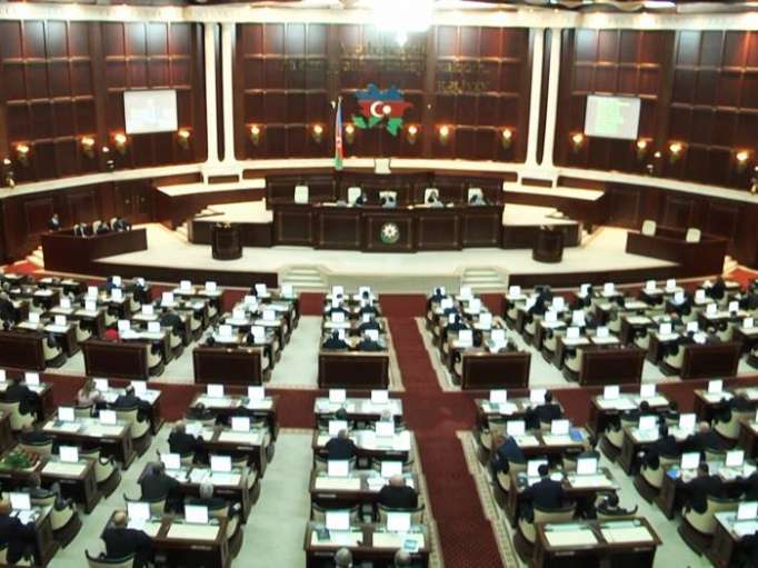 Azerbaijani parliament ratifies law on insolvency