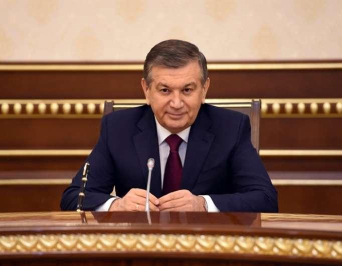 Özbəkistan prezidenti İlham Əliyevə zəng edib - Yenilənib