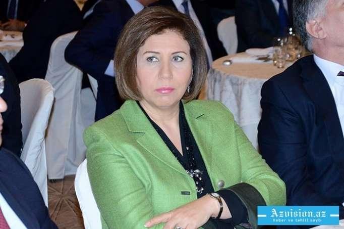 """Bahar Muradovanın səhhəti pisləşib? - Vitse-spiker """"Facebook""""da yazdı"""