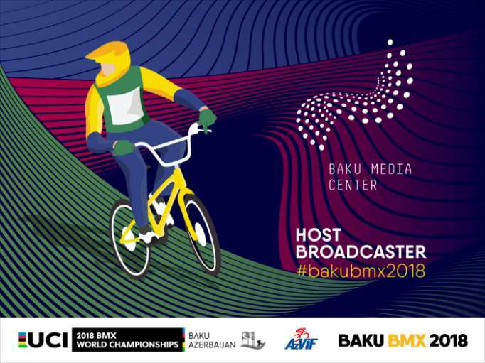 Baku Media Center to be host broadcaster for 2018 UCI BMX World Championships