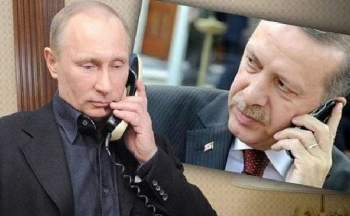 Poutine et Erdogan s