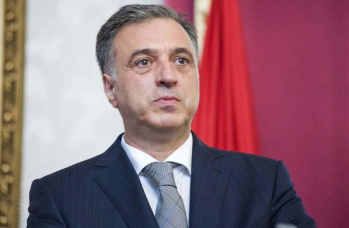 رئيس الجبل الأسود يهنئ الهام علييف