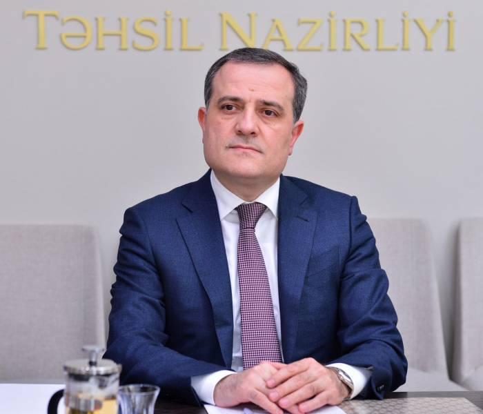 Azerbaijani FM's letter to UN sec-gen disseminated as document of organization