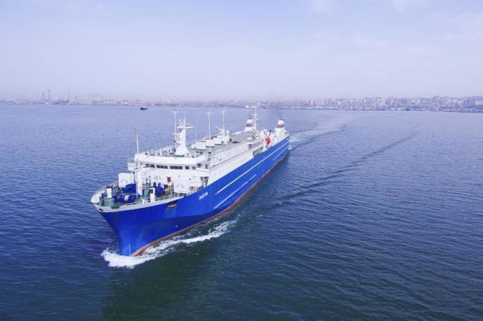 Azerbaijan modernizes major ferry