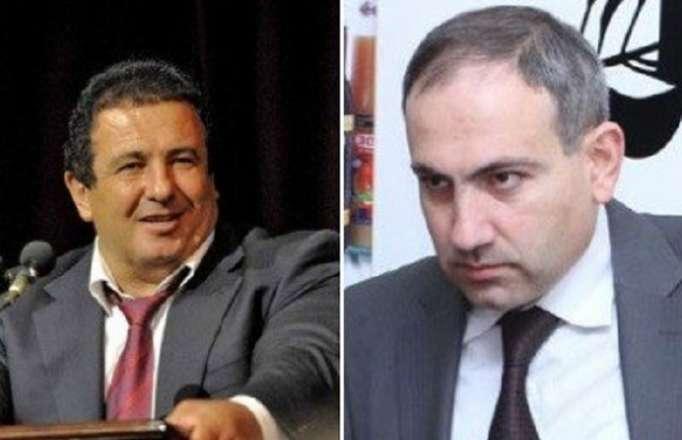 Paşinyan erməni milyarderlə razılığa gəlib