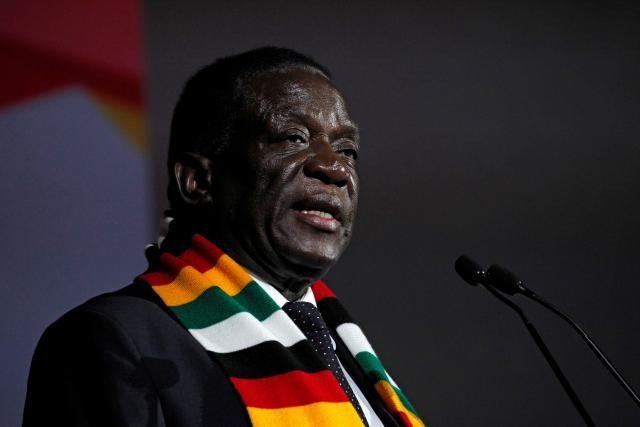 Zimbabwe invites West to observe vote for first time since2002