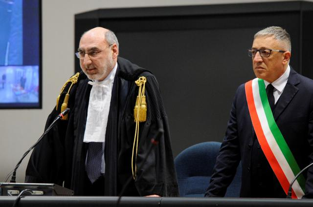 In historic ruling, court says Italian state negotiated with mafia