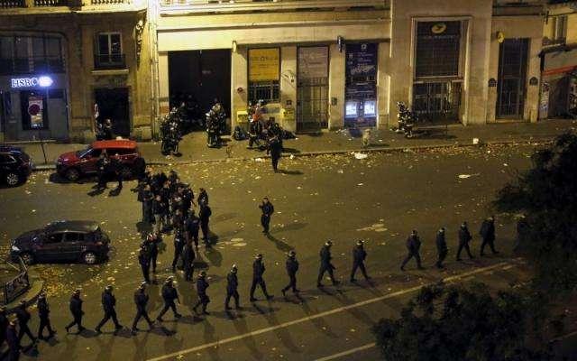Paris attacks suspect guilty of attempted murder inBelgium