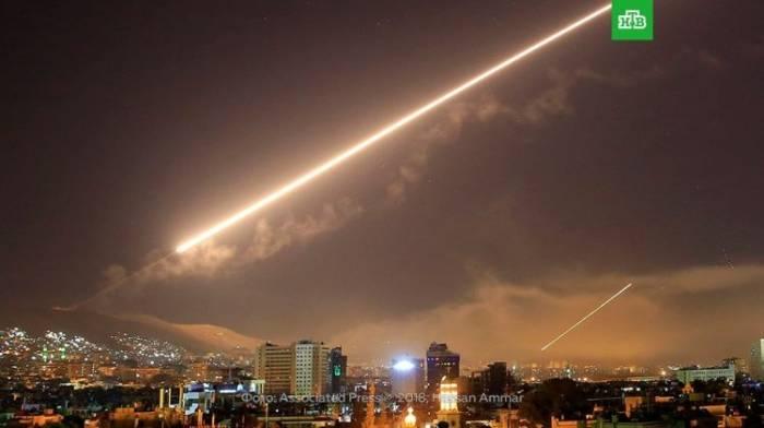U.S. strikes cripple Syria
