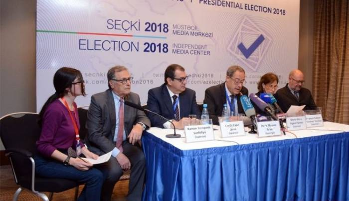 Presidential election in Azerbaijan was free: Freedom and Democracy Fund