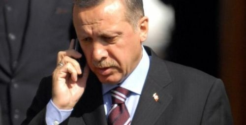 Erdogan holds telephone conversations with Putin and Macron