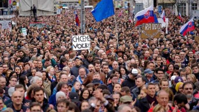 El crimen que destapó las cloacas de la corrupción en Eslovaquia
