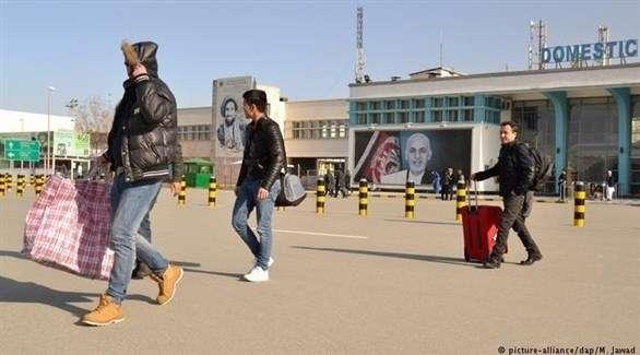 ألمانيا: ترحيل 21 طالب لجوء أفغاني